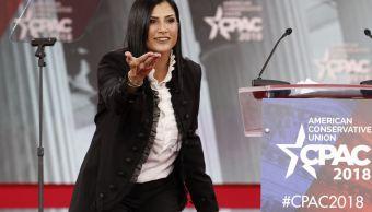 Una mujer, el nuevo rostro de la National Rifle Association