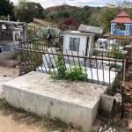 Reportan afectaciones en panteones de Oaxaca tras sismo