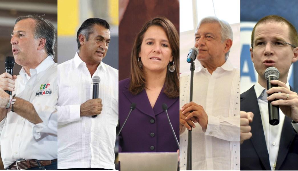 Cuando Seran Los Debates Presidenciales De  En Mexico