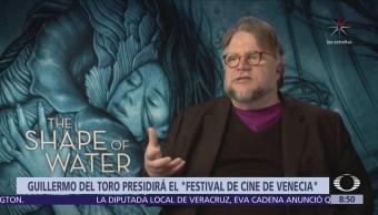 Del Toro presidirá jurado en el Festival de Cine de Venecia