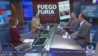 Despierta con Cultura: 'Fuego y Furia' de Michael Wolff