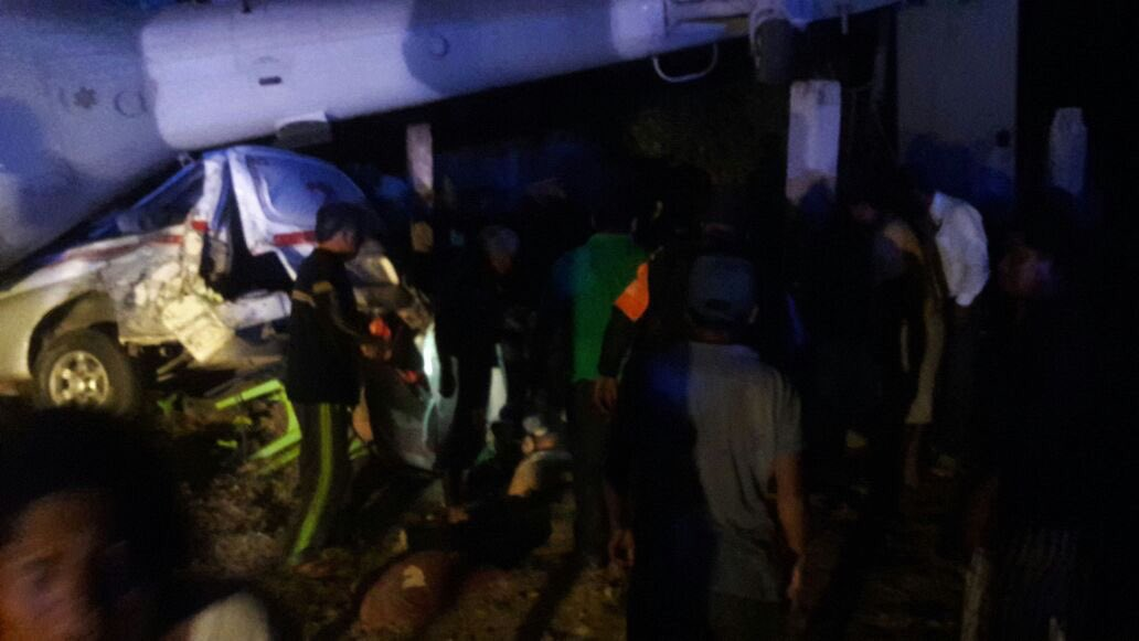 dos muertos desplome helicoptero oaxaca confirma segob
