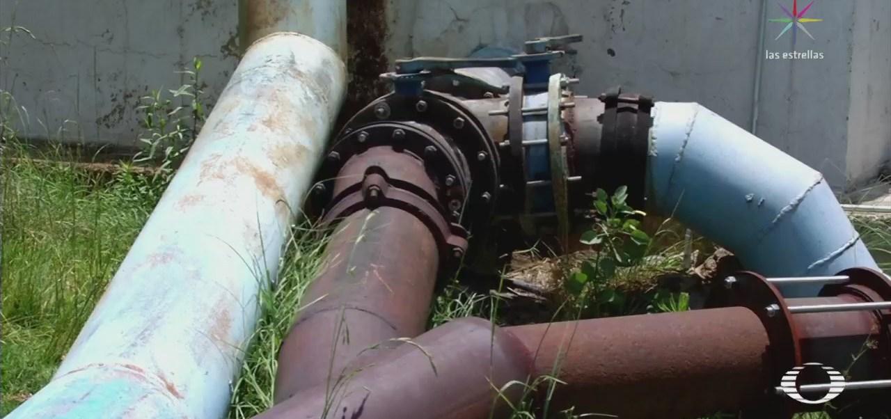 Detectan miles de tomas clandestinas de agua en Hidalgo
