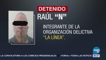 """Detienen en Chihuahua a otro capo de """"La Línea"""""""