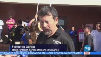 'Dreamers' protestan contra política migratoria de Trump, en Nuevo México