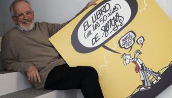 Fallece el humorista gráfico español Antonio Fraguas