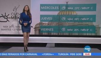 Clima A Las Tres Maye Carranco Sistema Frontal