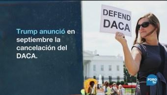 El Congreso no consigue reforma migratoria y DACA está por vencer