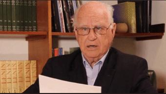 El dirigente opositor venezolano Enrique Aristiguieta Gramcko