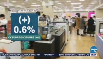 Pib Ocde Crece Menor Fuerza Cierre 2017
