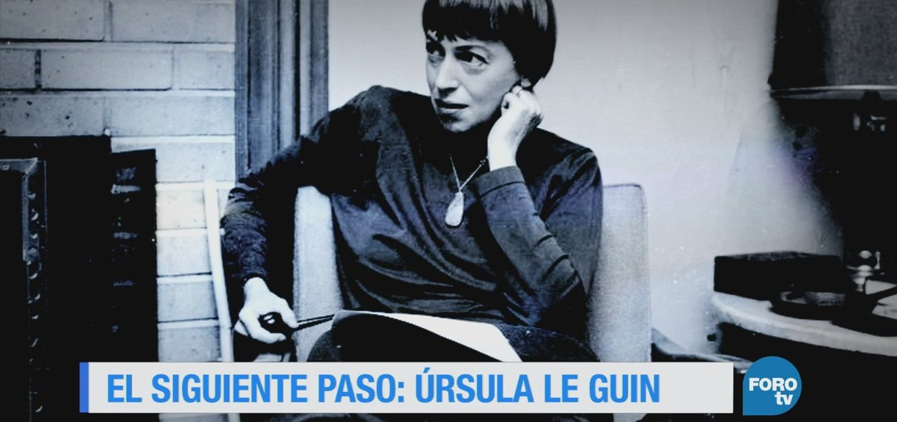 El siguiente paso: Úrsula Le Guin