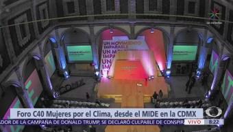 Eligen los 10 mejores proyectos de la Cumbre C40 contra Cambio Climático
