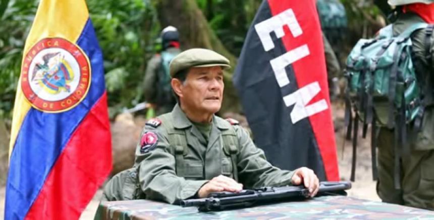 Emiten órdenes captura miembros comando central ELN