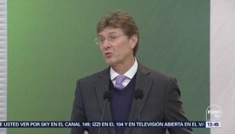 Enrique Madrid Presenta Cifras Promedio Anual Turistas Internacionales