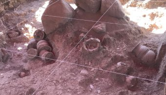 descubren entierro multiple primeros pobladores colima