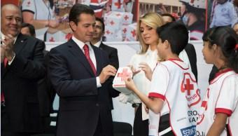 epn llama aportar colecta nacional cruz roja 2018