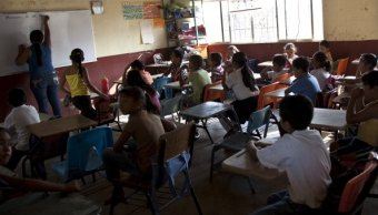 no se reportan danos planteles educativos sismo sep