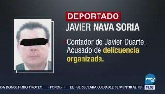 España Deporta Excolaborador Javier Duarte