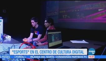 Esports Centro Cultura Digital