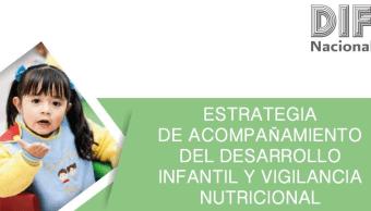 México tendrá su primer Registro Nacional de Desarrollo Infantil