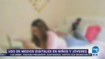 Estudio A Favor de lo Mejor sobre uso de medios digitales en niños