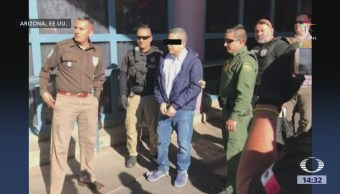 EU deporta a excolaborador de Guillermo Padrés Elías