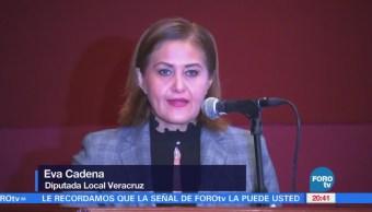 Eva Cadena señala a responsables de video en su contra