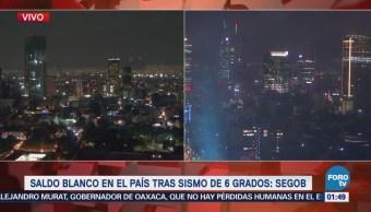 Evalúan daños en Pinotepa Nacional tras sismo