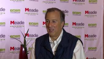 EXCLUSIVA: entrevista con José Antonio Meade