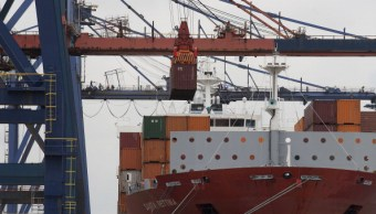 INEGI: Exportaciones de mercancías crecen en enero