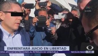 Exsecretario de Gobierno de Sonora seguirá proceso en libertad