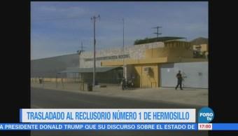 Exsecretario de Padrés es deportado ingresa a penal de Hermosillo