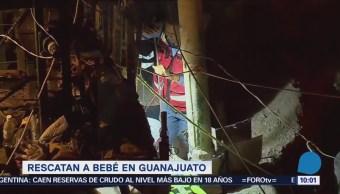 Extra Extra: Rescatan a bebé en Guanajuato