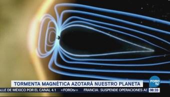 Extra Extra: Tormenta magnética azotará nuestro planeta