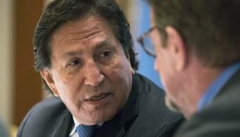 Juez solicitará Estados Unidos extradición expresidente peruano Toledo
