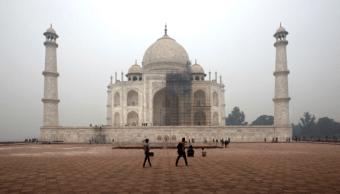 India reduce a tres horas el tiempo para recorrer el Taj Mahal