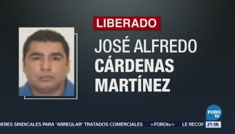 Falsa versión de la detención de 'El Contador' permite su liberación