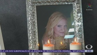 Familia de Pilar Garrido, asesinada en Tamaulipas, lucha por inocencia del esposo
