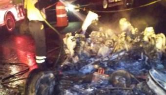 Fiscalía de Guerrero investiga choque de Ferrari en Autopista del Sol