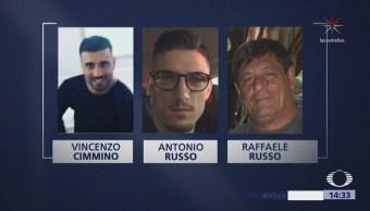 Fiscalía de Jalisco cita a policías por desaparición de italianos, según medios
