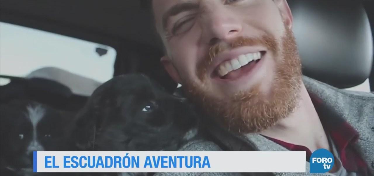 Cachorros Escuadrón Aventura Diciembre 2016 Estadounidense Jordan Kahana