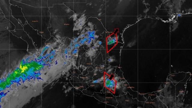 Frente frío número 33 afectará el norte de México