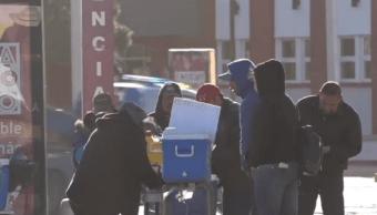 Activan alerta amarilla en Chihuahua por frente frío 34; suman 5 muertos