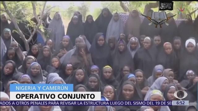 Fuerzas de Nigeria liberan a más de mil personas secuestradas por Boko Haram