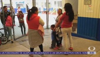 Fundación 'Dibujando un Mañana' apoya a menores del tiradero Bordo Xochiaca