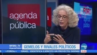 Gemelos y rivales políticos; análisis con Marta Lamas