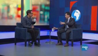 Genaro Lozano entrevista Luis Antonio Huacuja