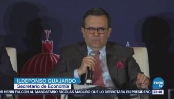 Guajardo: No ha terminado ronda de negociación entre México y Europa