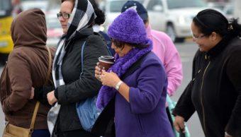 Habitantes de Sonora reportan temperaturas de hasta 6 grados