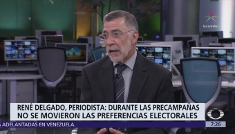 ¿Habrá nueva reforma electoral?, análisis de René Delgado en Despierta